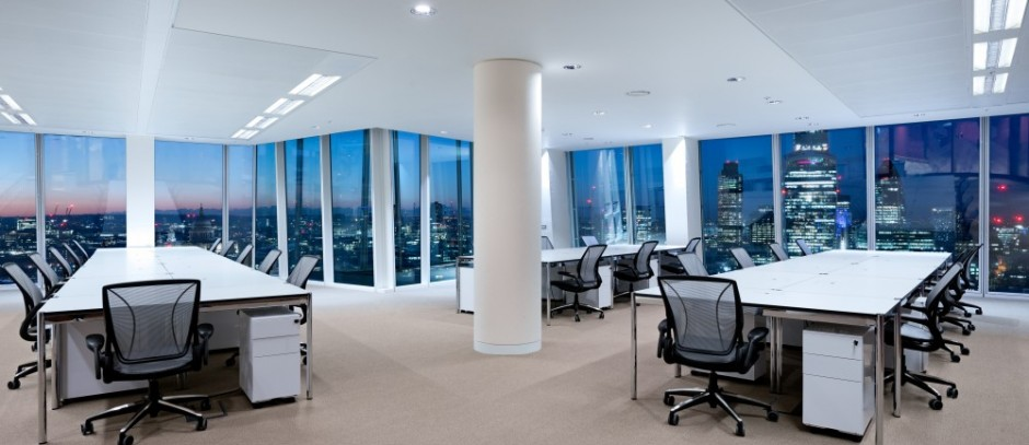 A stylish serviced office space at 24 25 the shard for Office images