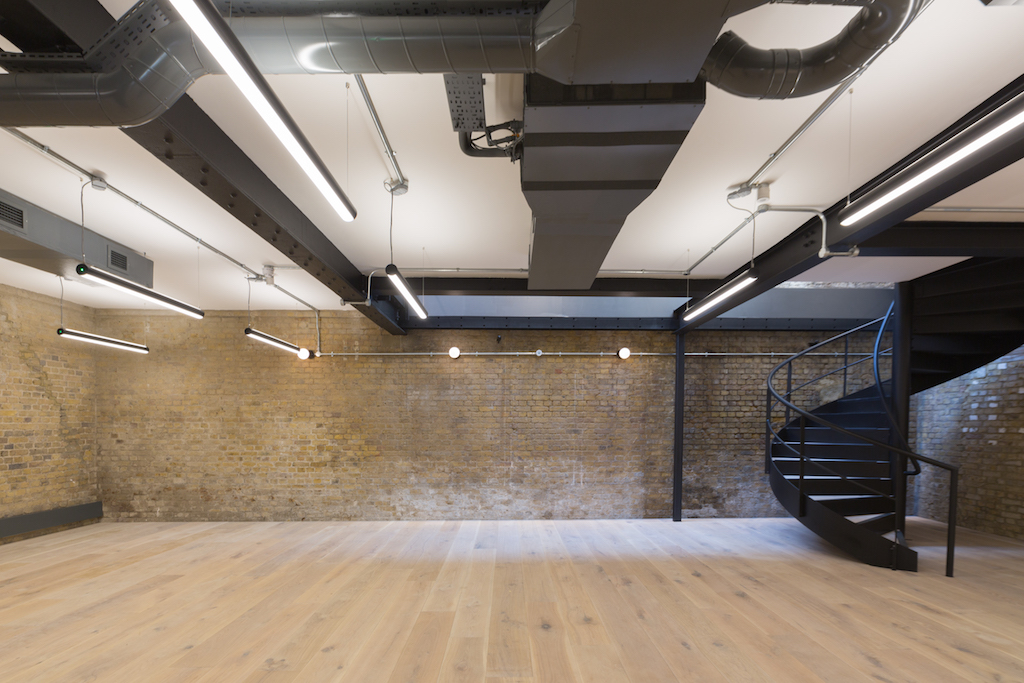 Inside this Southwark office space